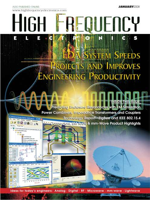 High Frequency Electronics — 2008 Archives